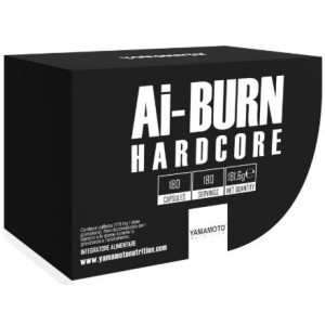 AI-BURN HARDCORE 180 CAPS