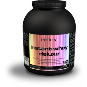 INSTANT WHEY DELUXE 2.25 KG