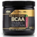 GOLD STANDARD BCAA TRAIN + SUSTAIN 8 SERV