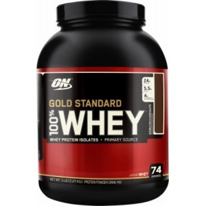100% WHEY GOLD STANDARD 2,27 KG (CAD 2/20)