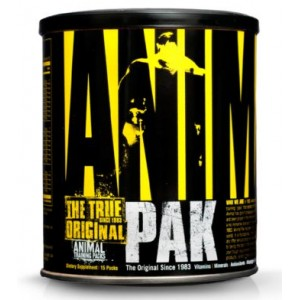 ANIMAL PAK 15 PACKS