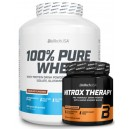 100% PURE WHEY 2,27 KG + NITROX THERAPY