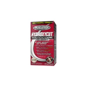 HYDROXYCUT HARDCORE PRO SERIES 120 CAPS